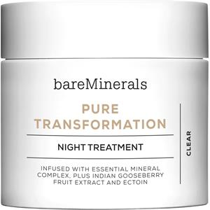 bareMinerals - Spezialpflege - Pure Transformation Night Treatment