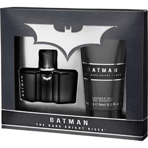 Image of Batman Herrendüfte Dark Knight Rises Geschenkset Eau de Toilette Spray 30 ml + Shower Gel 150 ml 1 Stk.