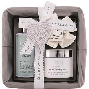 Baylis & Harding - La Maison - Sea Salt & Wild Mint Geschenkset