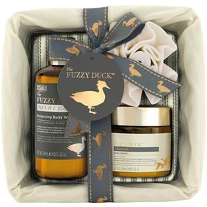 Image of Baylis & Harding Körperpflege The Fuzzy Duck Geschenkset Revive Balancing Body Wash 300 ml + Chamomole Body Butter 250 ml 1 Stk.
