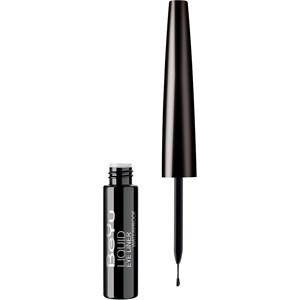 BeYu - Eyeliner - Liquid Eye Liner  Deep Black Waterproof