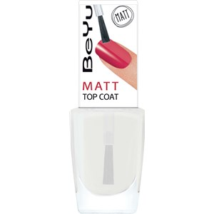 BeYu - Nail Lacquer - Matt Top Coat