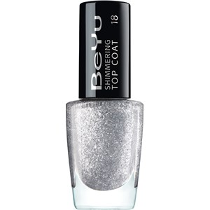 BeYu - Nail Lacquer - Shimmering Top Coat