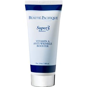 Beauté Pacifique - Nachtpflege - Super 3 Booster  Vitamin A Anti-Wrinkle Booster