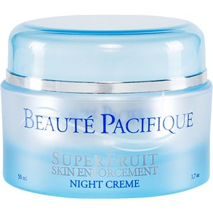 Beauté Pacifique - Nachtpflege - Super Fruit Skin Enforcement Night Creme