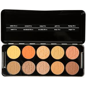BEAUTY IS LIFE - Augen - Shadow Profi Set - Romana