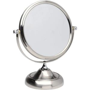 Becker Manicure - Cosmetic mirror - Cosmetic mirror, 10x zoom, polished metal, 15 cm