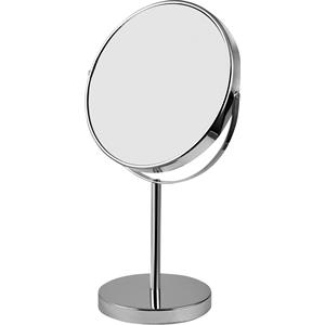 ERBE - Cosmetic mirror - Cosmetic Mirror, 7-way, Polished Metal, Diameter 20 cm