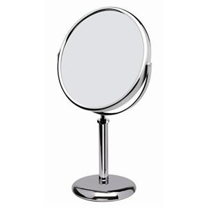 Becker Manicure - Cosmetic mirror - Cosmetic mirror, 7x, polished metal, 20 cm