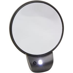 kosmetikspiegel 10 fach mit beleuchtung preisvergleich. Black Bedroom Furniture Sets. Home Design Ideas