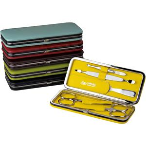 ERBE - Manicure sets - 5-part Lollipop clip-shut manicure case