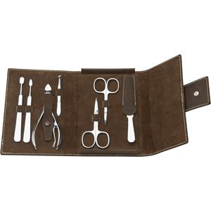 ERBE - Manicure sets - Men's manicure case, 7- piece