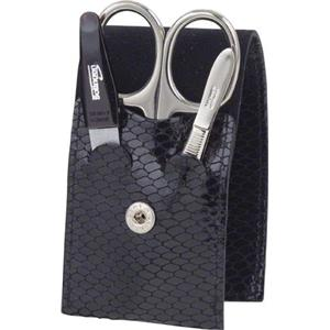 Becker Manicure - Manicure sets - Leather case, 3-part