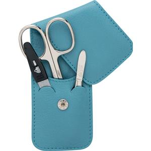 ERBE - Manicure sets - Manicure Case, 3-Piece Sea Blue
