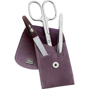 Becker Manicure - Manicure Etuis - Manicure-Taschen-Etui 3-teilig