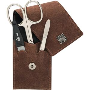 ERBE - Manicure sets - 3-Piece Pouch Case