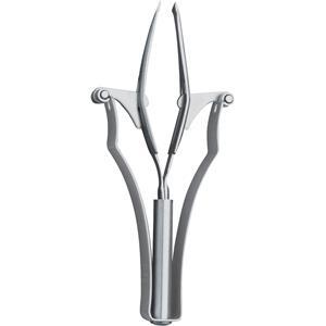 Becker Manicure - Pinzetten - Automatische Pinzette, rostfrei, satiniert, 9,5 cm