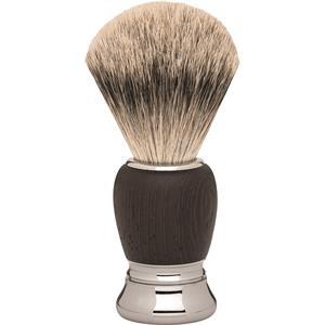 "Becker Manicure - Shaving brushes - ""Premium Milano Silver Tip"" Shaving Brush"