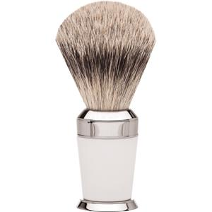 "Becker Manicure - Shaving brushes - ""Premium Paris Silver Tip"" Shaving Brush"