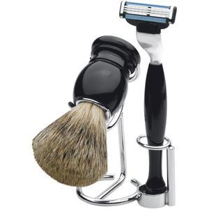Becker Manicure - Rasierpinsel - Rasierpinsel Acryl, Silberspitz