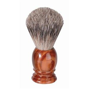 ERBE - Shaving brushes - Olive wood shaving brush