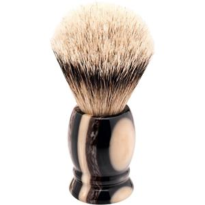 Becker Manicure - Shaving brushes - Silvertip shaving brush, multicoloured