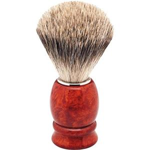 ERBE - Shaving brushes - Burl wood shaving brush