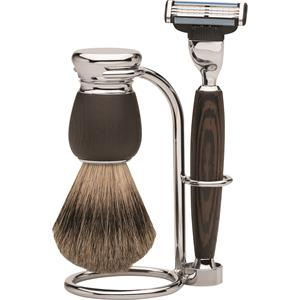 ERBE - Sets de afeitado - Set de afeitado Premium Milano Mach3