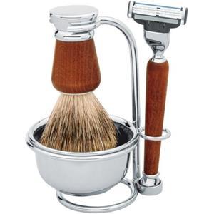Becker Manicure - Rasiersets - Rasierset Palisander-Holz