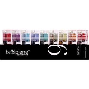 Bellápierre Cosmetics - Eyes - 9 Stack Shimmer Powder