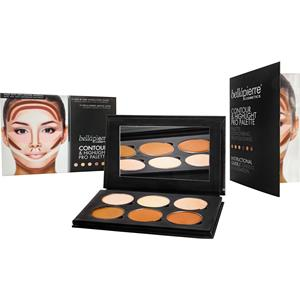 Bellápierre Cosmetics - Eyes - Contour & Highlight Pro Palette