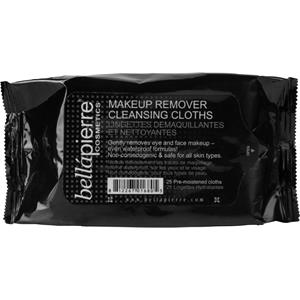 Bellápierre Cosmetics - Brushes - Make-up Remover Cleansing Cloths