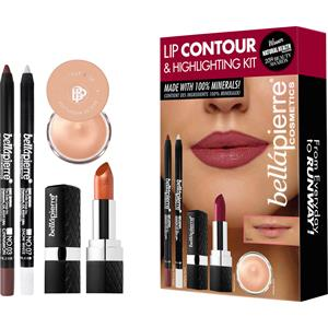 Bellápierre Cosmetics - Sets - Lip Contour & Highlighting Kit