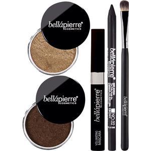 Bellápierre Cosmetics - Sets - Smokey Bronze Eyes Kit