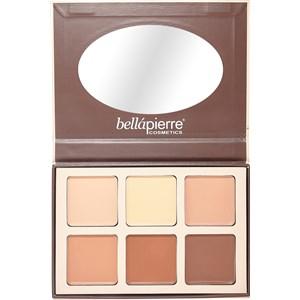 Bellápierre Cosmetics - Complexion - Contour + Highlighter Palette