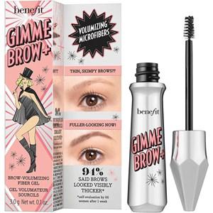 Benefit - Augenbrauen - Gimme Brow + Augenbrauengel