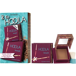 Benefit - Bronzer - Bronzer Set 2 To Hoola