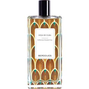 Image of Berdoues Unisexdüfte Collection Grands Crus Hoja de Cuba Eau de Parfum Spray 100 ml