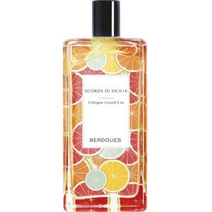 Berdoues - Collection Grands Crus - Scorza Di Sicilia Eau de Cologne Spray