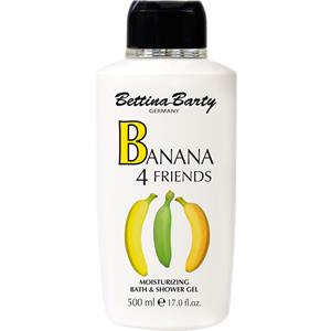 Bettina Barty - 4 Friends - Banana Moisturizing Bath & Shower Gel