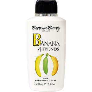Bettina Barty - 4 Friends - Banana Rich Hand & Body Lotion
