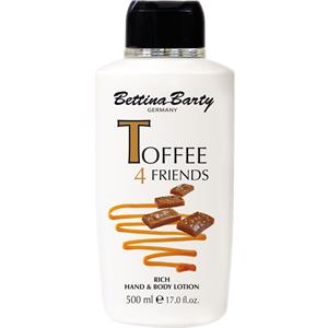 Bettina Barty - 4 Friends - Toffee Rich Hand & Body Lotion