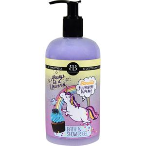 Bettina Barty - Cupcake - Vanilla Blueberry Cupcake Bath & Shower Gel