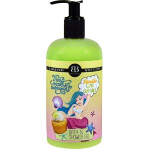 Bettina Barty Pflege Cupcake Vanilla Lime Cupcake Bath & Shower Gel Mermaid 500 ml 825664