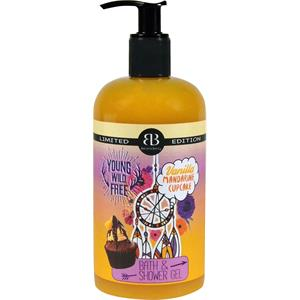 Bettina Barty - Cupcake - Vanilla Mandarine Cupcake Bath & Shower Gel Bohemian