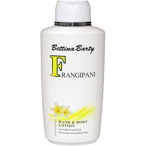 Bettina Barty - Frangipani - Hand & Body Lotion