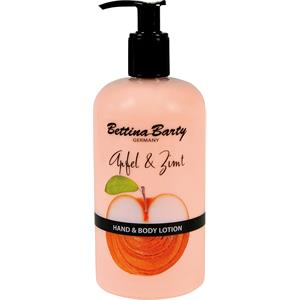 Bettina Barty - Fruit Line - Apfel & Zimt  Hand & Body Lotion