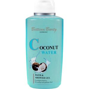 Bettina Barty Pflege Fruit Line Coconut Water Bath & Shower Gel 500 ml