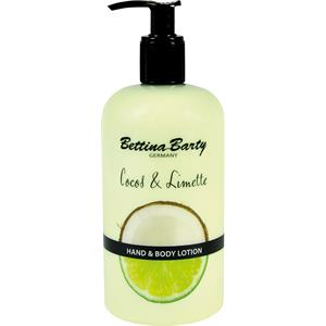 Bettina Barty - Fruit Line - Cocos & Limette Hand & Body Lotion