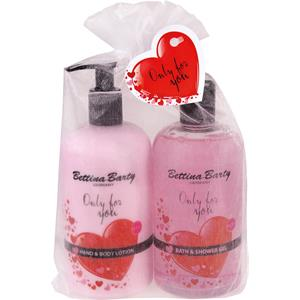 Bettina Barty Pflege Fruit Line Geschenkset Hand & Body Lotion 500 ml + Shower Gel 500 ml 1 Stk.